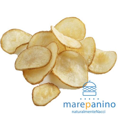 chips croccanti panini di pesce andrea